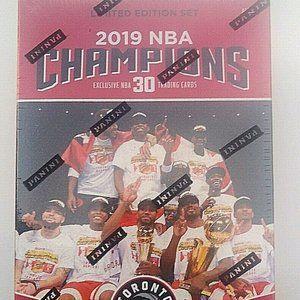 NBA 2019 Champion Trading Cards
